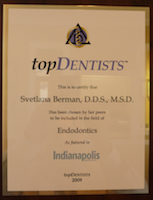 Top Dentist 2009